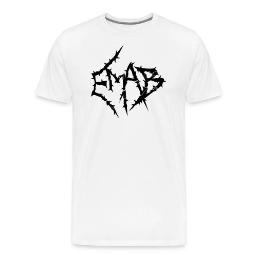 small black png - Men's Premium T-Shirt