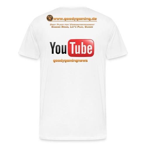 Goodygaming - Männer Premium T-Shirt