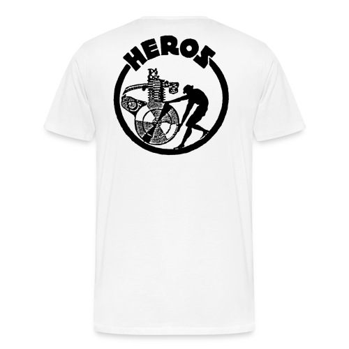 heroslogo - Männer Premium T-Shirt