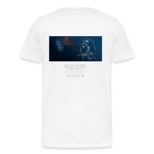 affichegersey - T-shirt Premium Homme