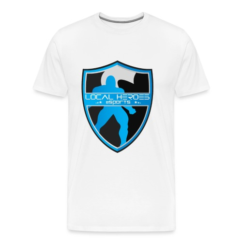 esports_logo_big_final_tr - Men's Premium T-Shirt