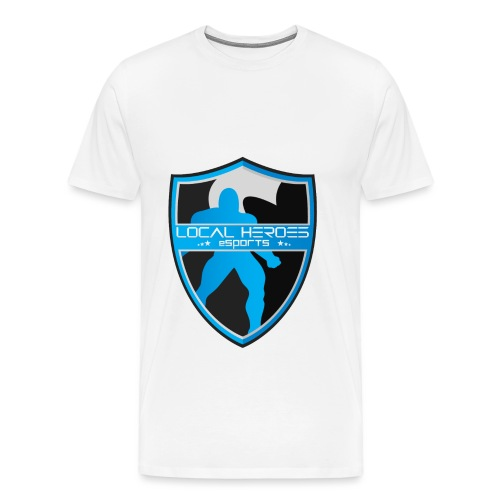 esports_logo_big_final_tr - Men's Premium T-Shirt