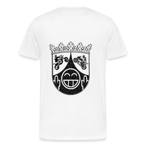 Pfalzriders LOGO - Männer Premium T-Shirt