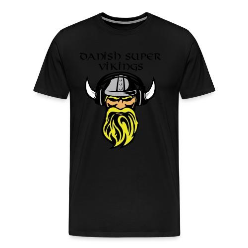 Slogan.png Sportsbeklædning - Herre premium T-shirt