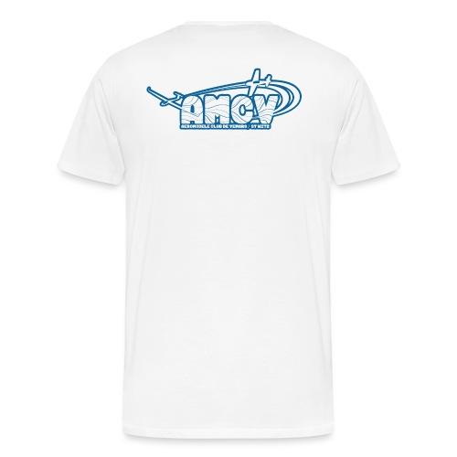 AMCV Petrol Stroke - T-shirt Premium Homme