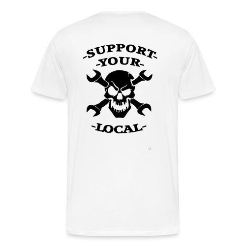 SYL - Premium-T-shirt herr