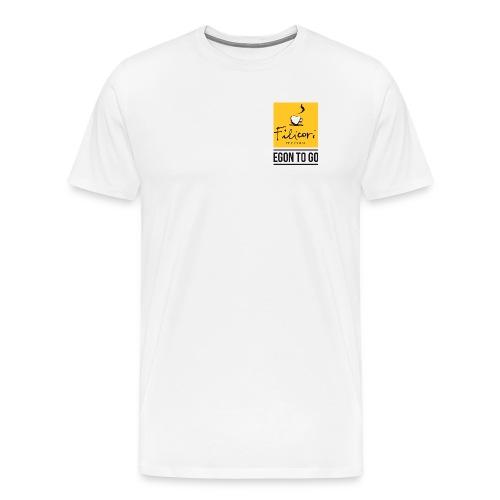 etg hoch - Männer Premium T-Shirt