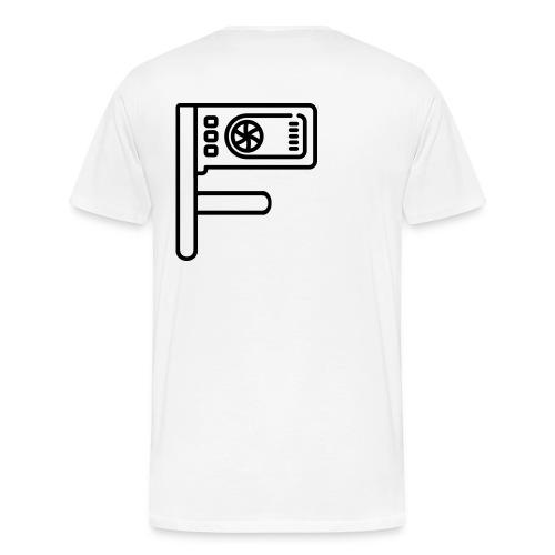 Logo Floewtech - Men's Premium T-Shirt