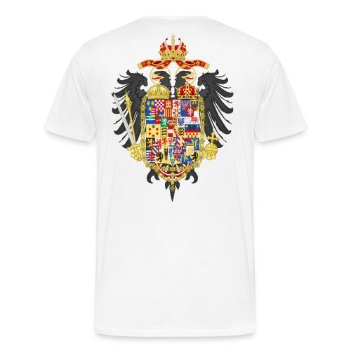 Bundesadler Doppeladler Deutschland Kaiser Joseph - Männer Premium T-Shirt