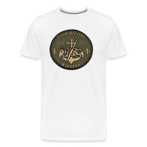 Commando kieffer POITRINE - T-shirt Premium Homme