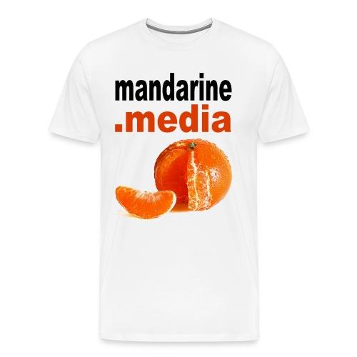 logo_A3 - T-shirt Premium Homme