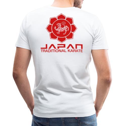 Japan Karate Shotokan - Men's Premium T-Shirt