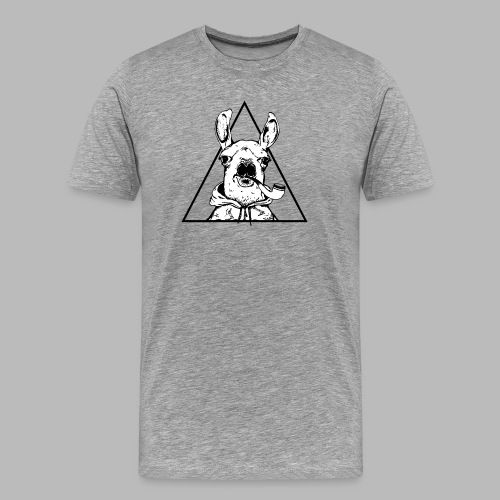 LamaTekening - Men's Premium T-Shirt