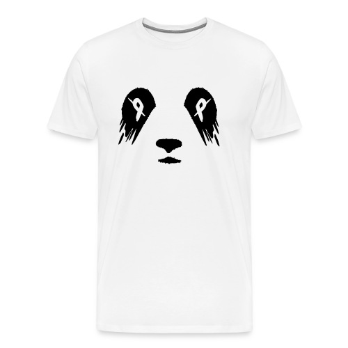 Panda Productions Logo - Men's Premium T-Shirt