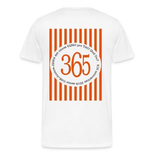 2016-365-Supporter - Männer Premium T-Shirt