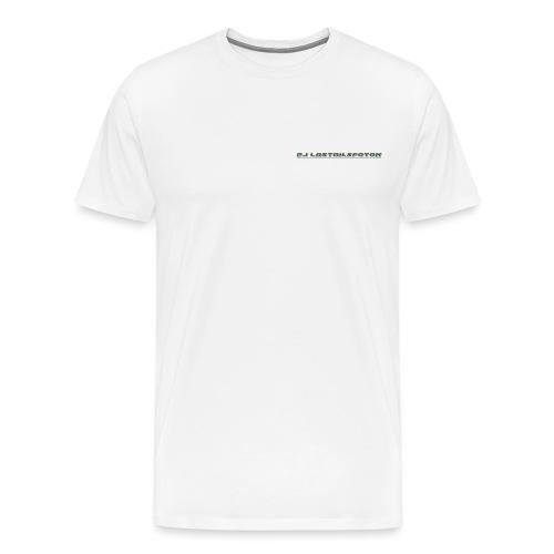 Pj Liten transparent png - Premium-T-shirt herr