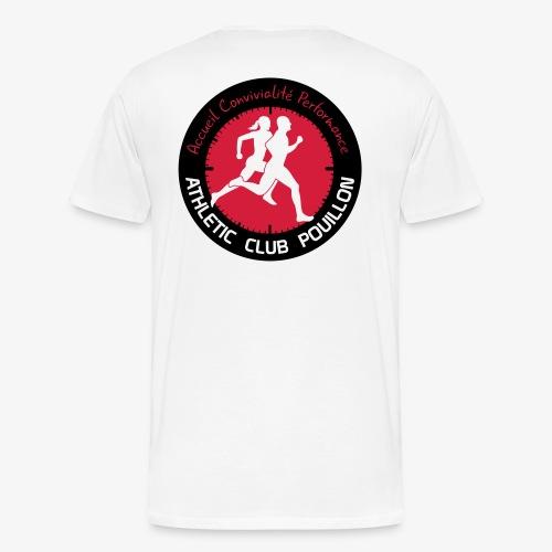 AC POUILLON - T-shirt Premium Homme