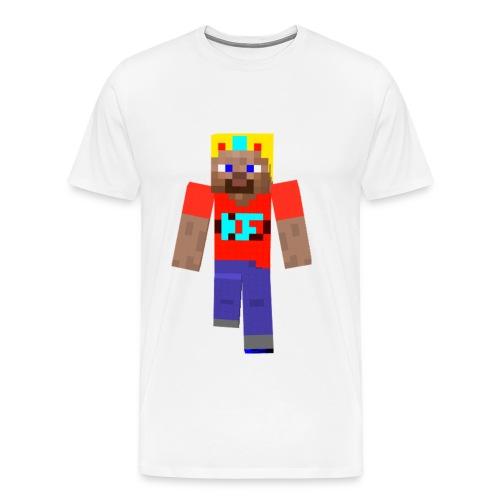 bigKing png - Männer Premium T-Shirt