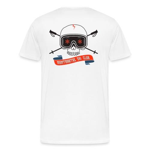 MSC 8 png - T-shirt Premium Homme