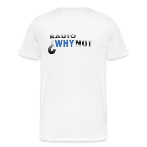 Herrenshirt mit Logo - Männer Premium T-Shirt