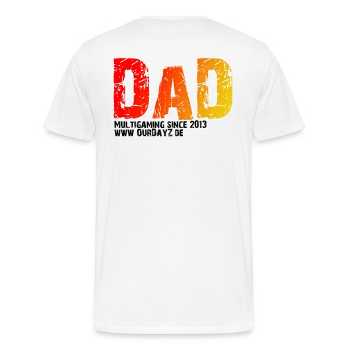 Logo 2 black gif - Männer Premium T-Shirt