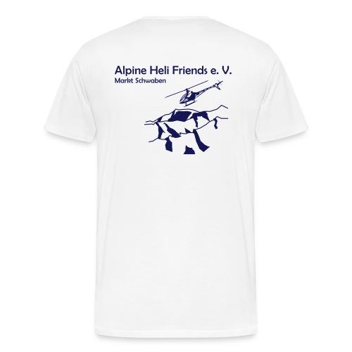 AHF Version 2 VEKTOR - Männer Premium T-Shirt