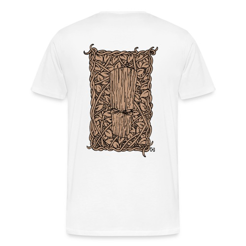 woodspirit face - T-shirt Premium Homme
