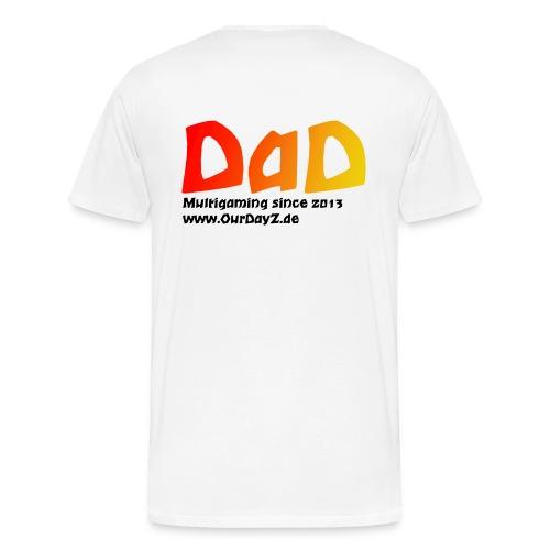 Logo-Black - Männer Premium T-Shirt