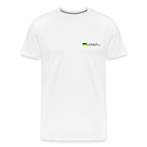 lerbach de - Männer Premium T-Shirt