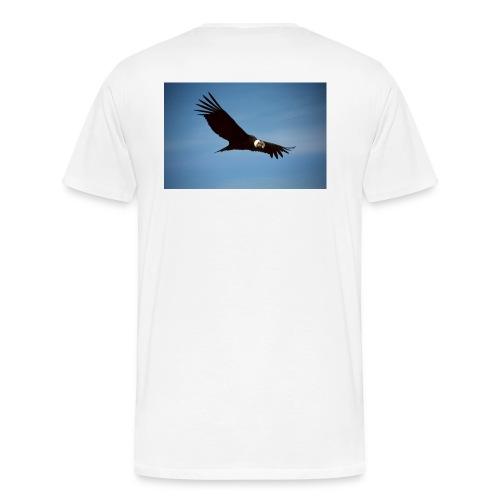 Colca condor c03 jpg - T-shirt Premium Homme