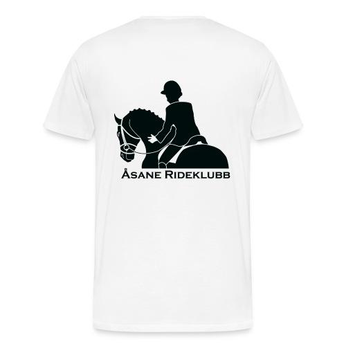 ark stor gif - Premium T-skjorte for menn