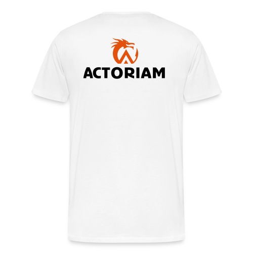 Actoriam Logo - Men's Premium T-Shirt