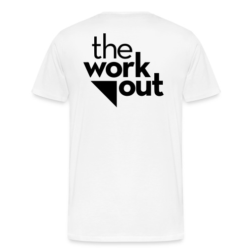 the WORKOUT - Maglietta Premium da uomo