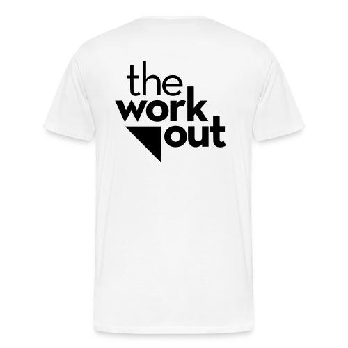 the WORKOUT - Maglietta Premium da uomo
