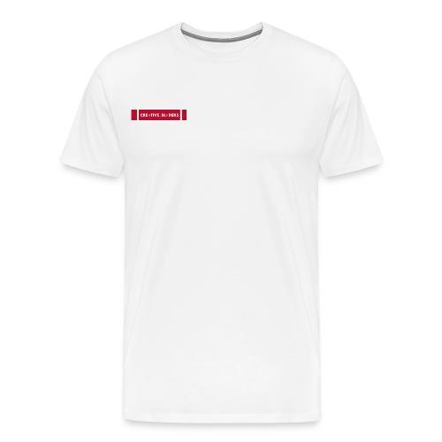 creative_bladers groot - Mannen Premium T-shirt