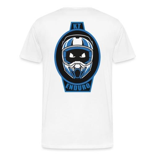 LOGO KTENDURO VECTOR B png - T-shirt Premium Homme