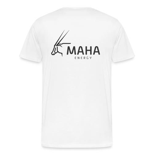 Maha_Logo - Herre premium T-shirt