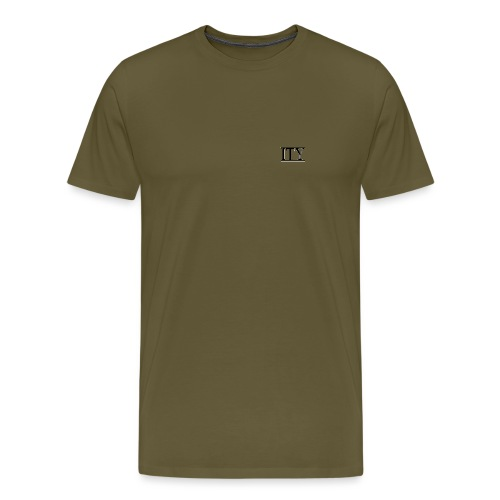 ITY Logo Vector - Men's Premium T-Shirt