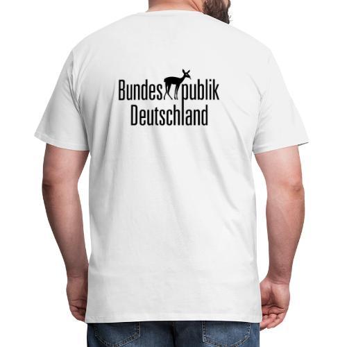 BundesREHpublik_D - Männer Premium T-Shirt