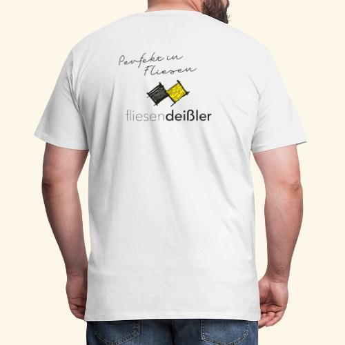 perfekt in - Männer Premium T-Shirt