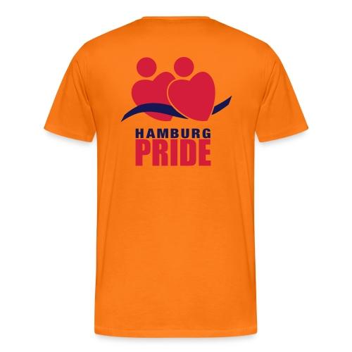 pride logo - Männer Premium T-Shirt
