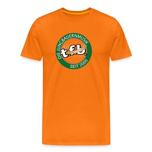 jubiläumsshirt TFB png - Männer Premium T-Shirt