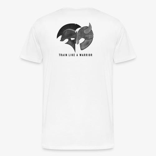 Train Like A Warrior - Men's Premium T-Shirt