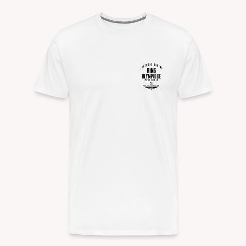 ROP LOGO noir 03 - T-shirt Premium Homme