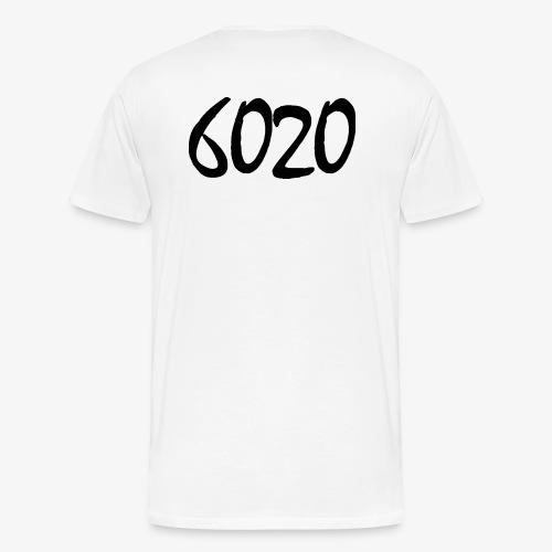 6020 - Männer Premium T-Shirt