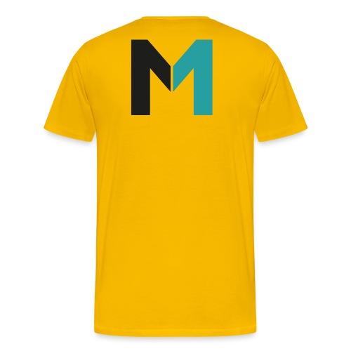 Logo M - Männer Premium T-Shirt