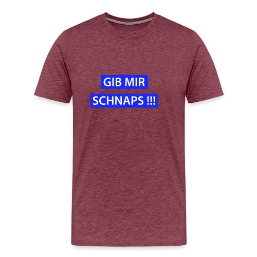 Wanda - gut beinanda - Männer Premium T-Shirt