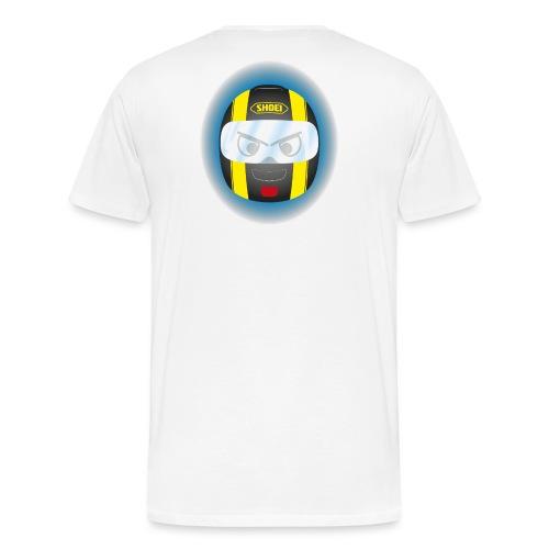 Xiyitifuride Quadri - T-shirt Premium Homme