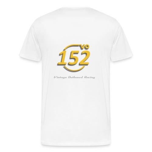 152VO Klassenzeichen sunset - Männer Premium T-Shirt