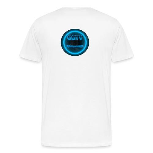 NEW LOGO 1 Blue - Men's Premium T-Shirt